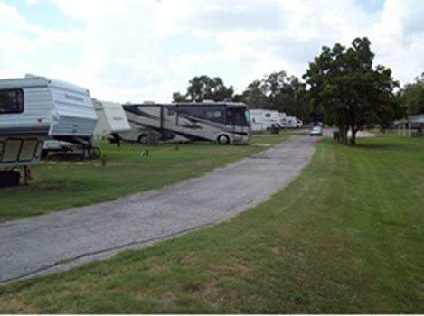 RV Rates include use of our clean and remodeled bathrooms - no extra charge.